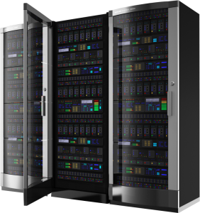 Electric-City-Web-Company-Servers